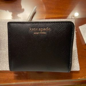 Kate Spade Spencer bifold wallet new with tags
